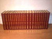 This is a treasured World Book Encyclopedia set from