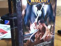 I'm selling this World of Warcraft graphic novel. This
