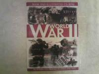 This the large hardback World War II Book and