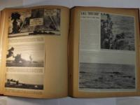 I have around 25+ scrapbooks fulled of various WWII