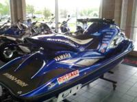MEET THE MONSTER!!! This watercraft was specifically