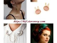 Type:JewelryObject/Variety:EarringsAre you ready for