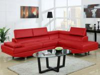 Retails: $1588Our Price: $799 Includes: Sectional