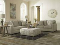 1660 Sofa and Loveseat  Retails: $1199 Our