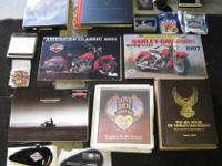 Harley Collectibles and Memorabilia. Everything is