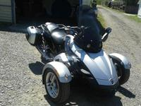 Make: Can Am Model: Other Mileage: 1,102 Mi Year: 2008