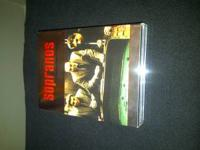 Sopranos Complete Fouth Season ON DVDs $10 ready to get