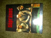Sopranos Complete Fouth Season ON DVDs $20 ready to get