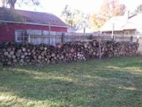 Firewood for sale. $250.00 for all. Five minutes from