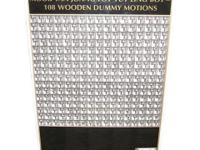 WP6000A SALE! $9.99 Large poster detailing the 108