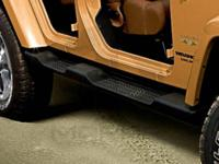 New Jeep Wrangler take off bumpers from 2013 Jeeps. My