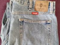 Wrangler Blue Jeans Premium Quality Extra Value