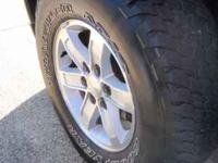 I have 4 Goodyear Wrangler A/T with approx. 90-95%