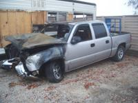 We have a 2007 Chevy Crewcab 1500, it was in an