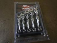 Very cool limited edition wrench set. These Drop Forged