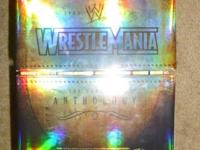 New Dvd Set Includes all 20 WrestleMania events in four
