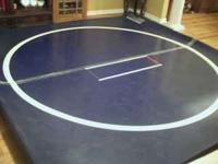 Resalite Mat in excellent condition, Every wrestler