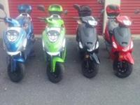 For sell 50cc scooters our base models are 750.00 and