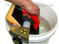 Wringmaster Grout clean-up System. The Wringmaster