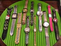 Wrist Watch Jewelry I have a nice selection. Sold
