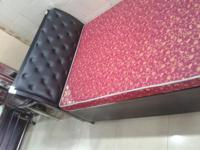 Wrought iron box bed 6*5 new i am manufacrure of