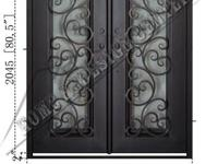 Unique Price for Wrought Iron Entry Door for: ONLY