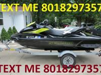 Jm..Like New Condition - Adult Owned - One Owner Seadoo