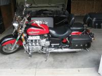 2000 Honda Valkryie, one owner (63 YEAR OLD MAN),