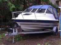 Boat parts, seats, radar arch, t top arch, marine radio