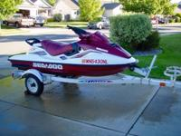 I'm looking to sell my 1999 SeaDoo GTX LTD Waverunner
