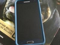 I have a black galaxy s5. I am aiming to trade either