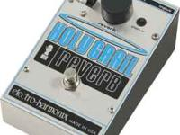 I have the Electro-Harmonix Holy Grail reverb pedal and