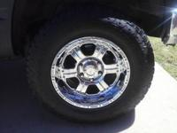 Looking to trade New Pro Comp Xtreeme 17s Chevy 6lug on