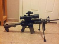 I have a Night Vision Scope up for trade. simply