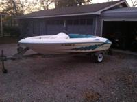 I have a 1994 searay rayder looking to trade I'm want a