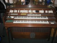 Description i have a nice wurlitzer church organ nice