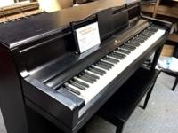 Just Arrived Used Wurlitzer spinet piano, serial