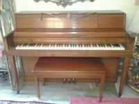 Must See to Believe! Down-sizing! Selling piano for