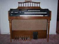 I've got here a true classic for sale! It's a Wurlitzer