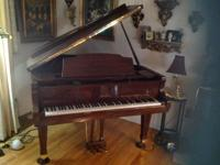 Wurlitzer Baby Grand Piano needs to go. Book price