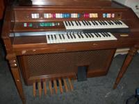 Available for sale is a Wurlitzer 560 body organ. there