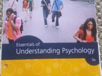 Introduction to Psychology PSYC101 Essentials of