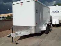 $3500 OBO Excellent Condition 6 X 12 WW Enclosed Cargo