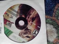 wwe 12 for xbox 360  for sale it is like new txt me
