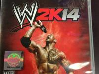 WWE 2K14  game for ps3 If you have any questions please