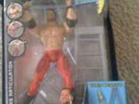 WWE Chris Benoit Deluxe Aggession. Series 7 never been