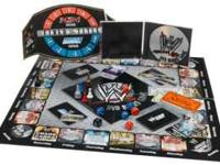 BRAND NEW! Includes WWE Cash WWE game board 3-D WWE