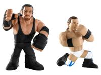 WWE Rumblers Action Figures 2-Pack - Drew McIntyre &