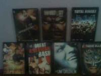 Armagedon 1&2,Great american bash,unforgivin,extreme
