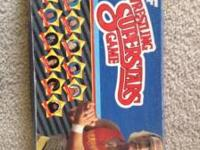 Milton Bradley Company produced this game in 1985.